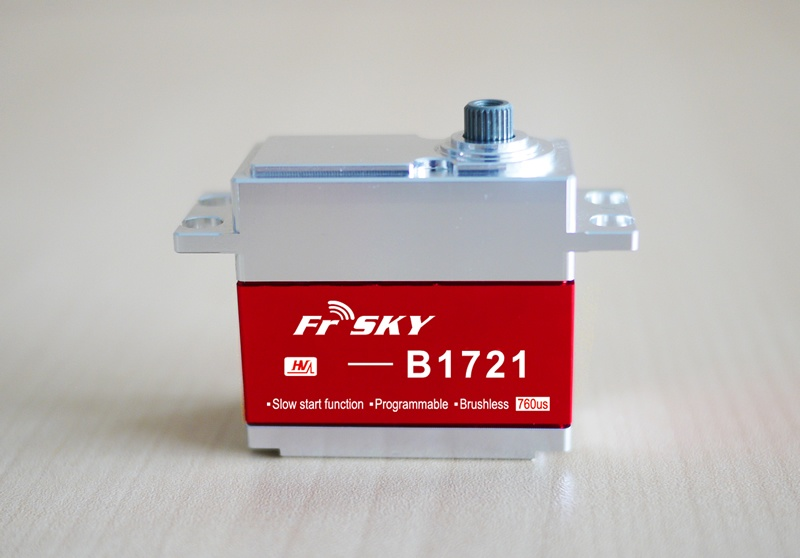 FrSky S-Bus BL Servo B1721 for tail-rotor