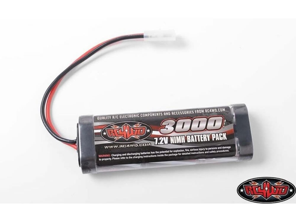 RC4WD 6-Cell 3000mAh NIMH Bat tery Pack