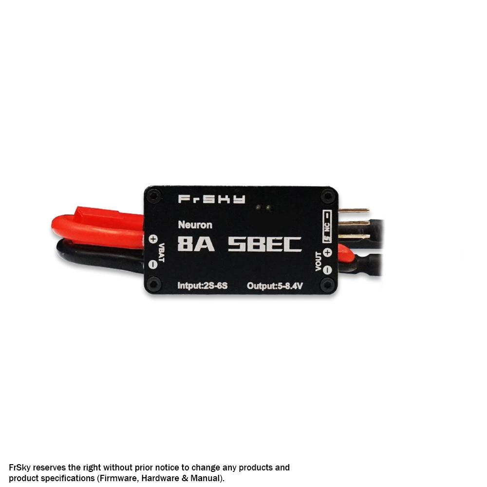 FrSky Neuron 8A SBEC S.Port Compatible
