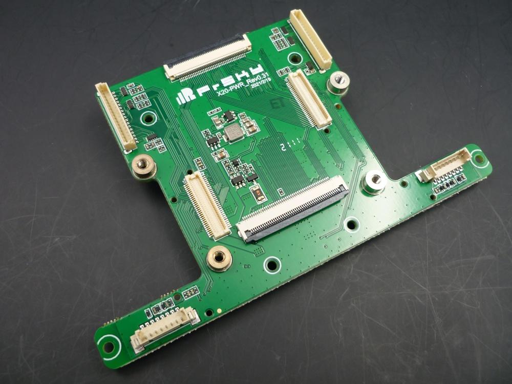 TANDEM X20/X20S PWR Board
