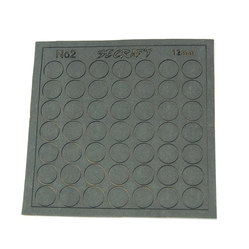 floating pad No.1, 10mm