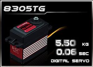 Power-HD Digital Servo 8305TG