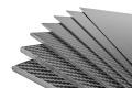 carbon fiber plate 0,5x400x250 mm