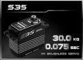 Power-HD Digital BL Servo S35, silver